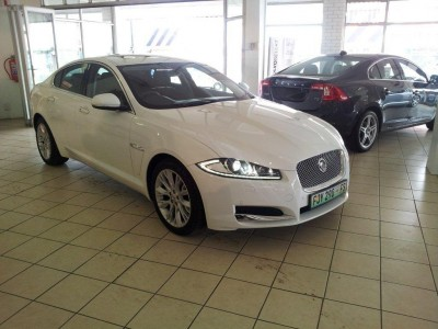 Used jaguar New XF in Bloemfontein