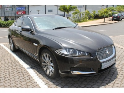 Used jaguar XF in Umhlanga