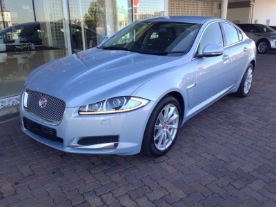 Used jaguar New XF in Oakdene