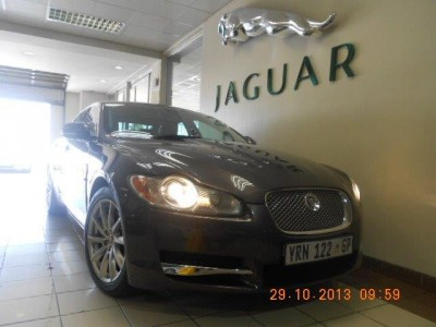 Used jaguar XF in Centurion