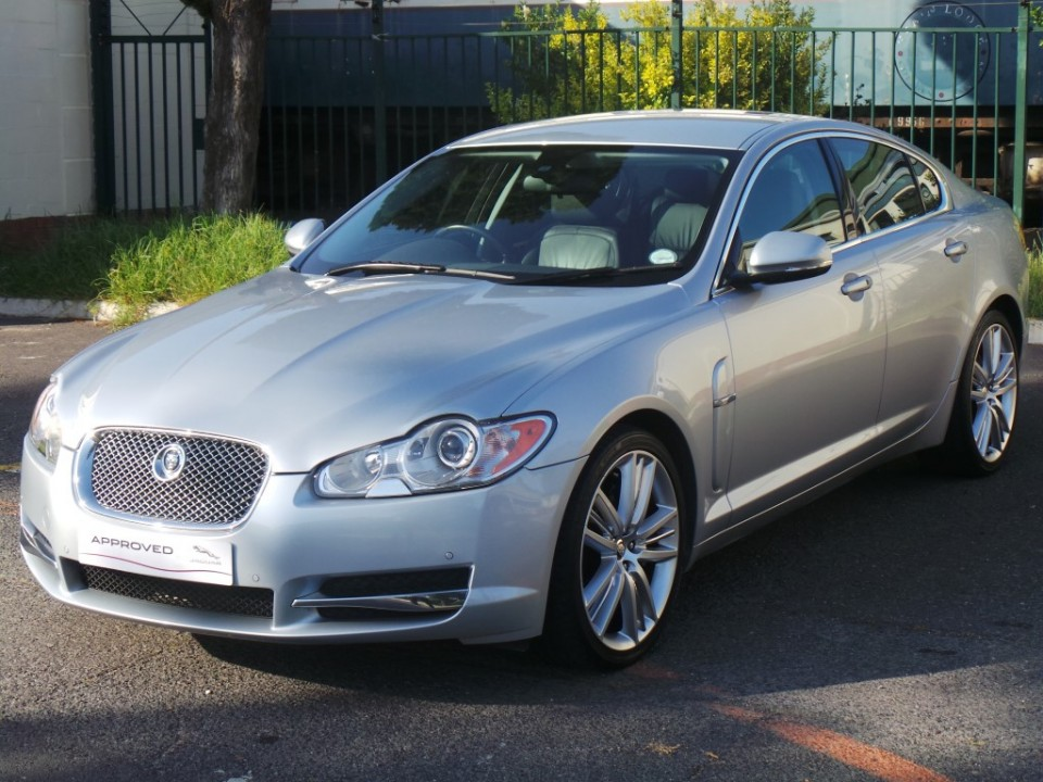2011 New XF Premium Luxury