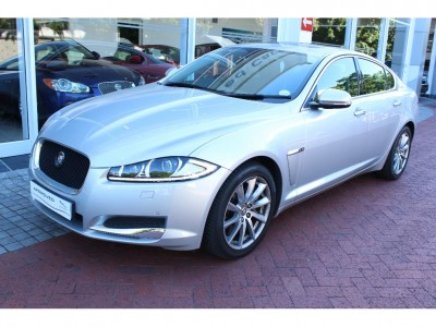 Used jaguar New XF in Cape Town CBD