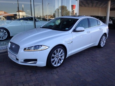 Used landrover X250 Jaguar XF in Oakdene