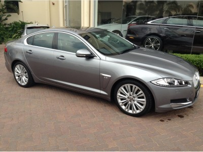 Used jaguar XF in Bryanston