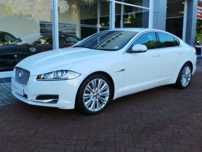 Used jaguar XF in Cape Town CBD