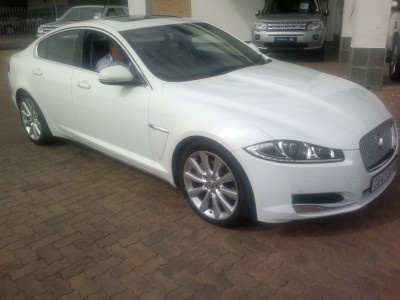 Used landrover New XF in Boksburg