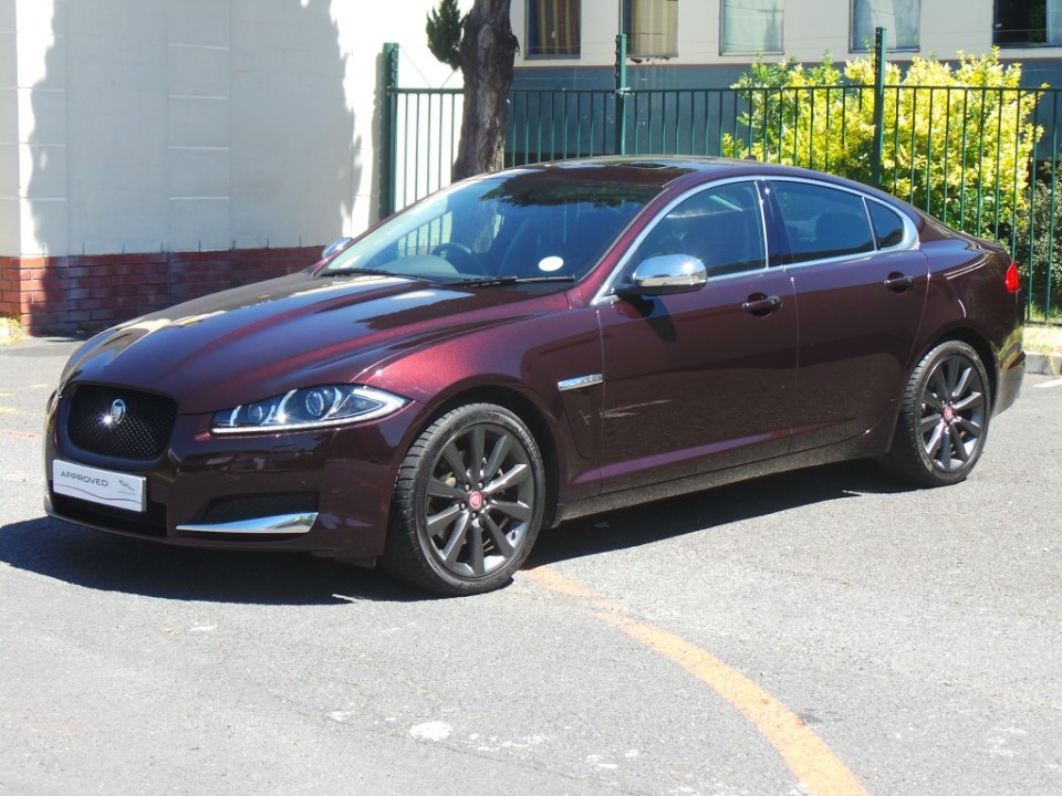 2014 New XF Premium Luxury
