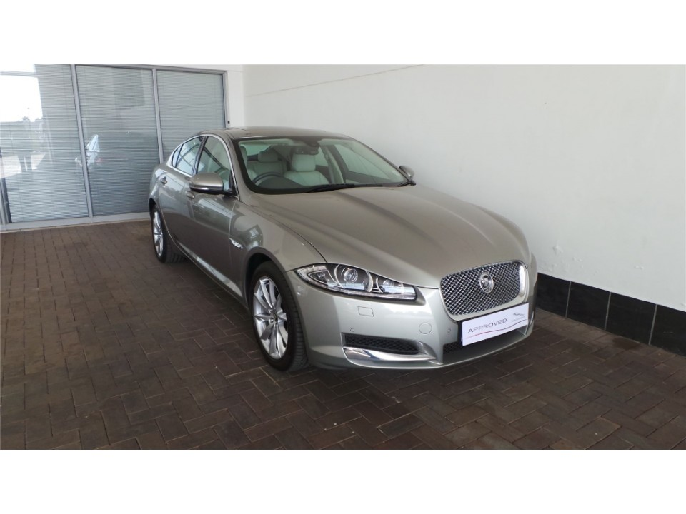 2012 New XF Premium Luxury