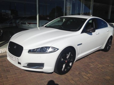 Used jaguar XF in Oakdene