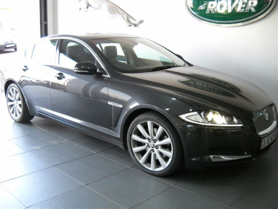 XF | Pre-Owned | Jaguar Approved South Africa