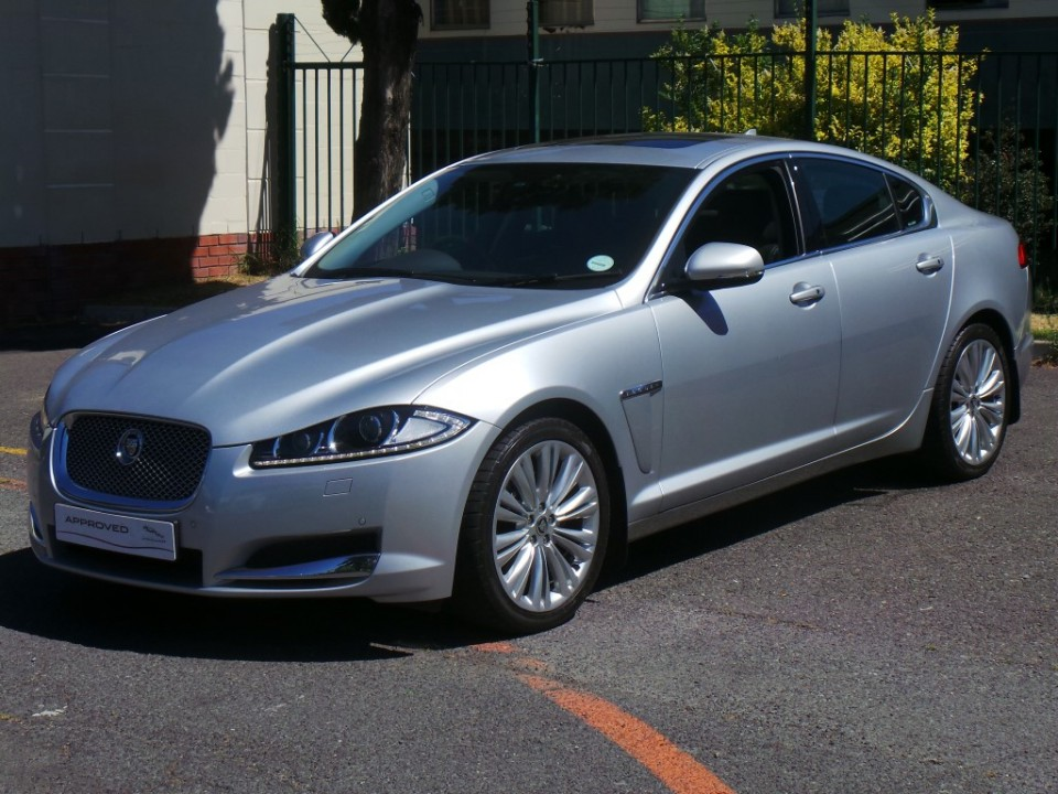 2013 New XF Premium Luxury