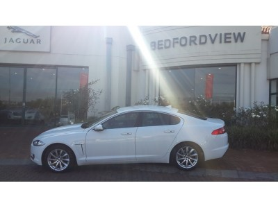 Used jaguar XF in Bedfordview