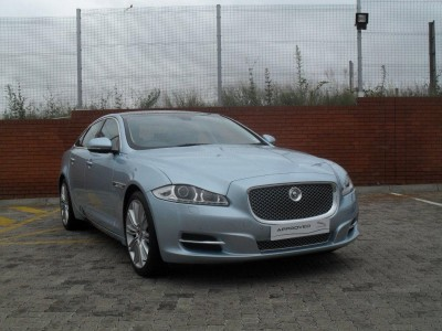 Used jaguar XJ in Witbank