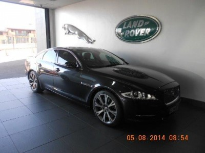 Used jaguar New XJ in Centurion