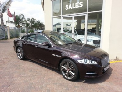 Used jaguar New XJ in Bryanston