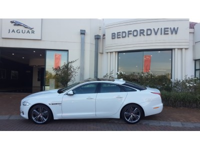 Used jaguar XJ in Bedfordview
