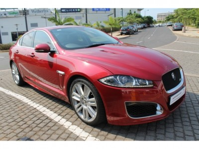 Used jaguar New XF in Umhlanga