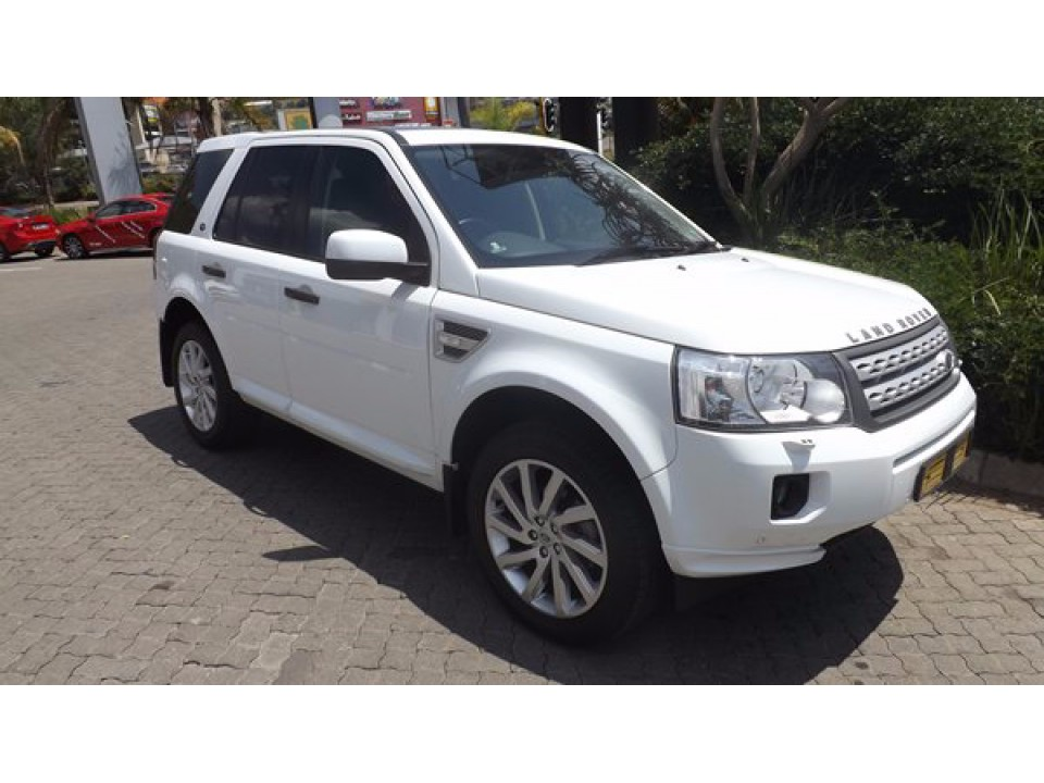 2011 Freelander 2 SD4 190PS HSE
