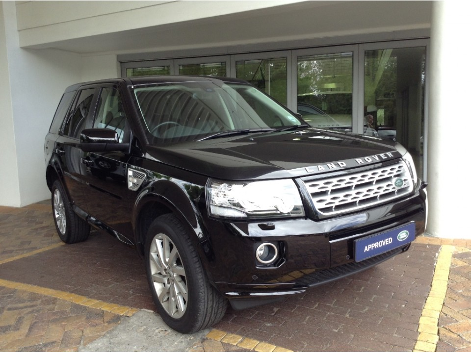 2012 Freelander 2 SD4 190PS HSE