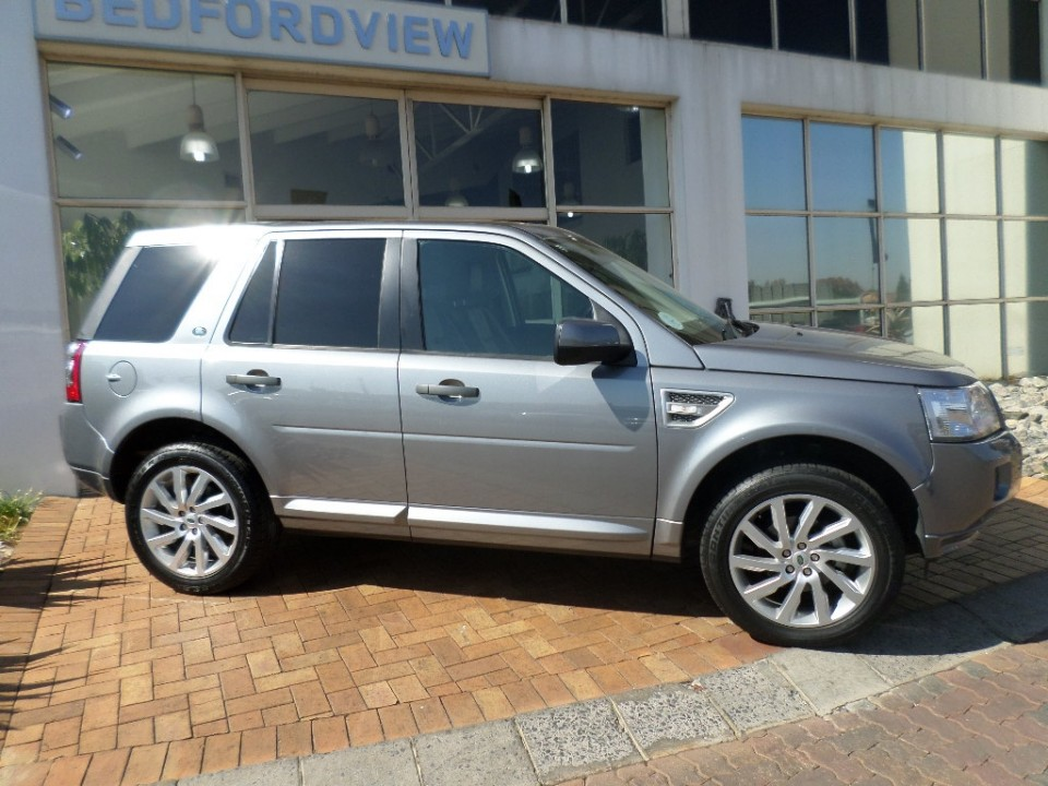 2013 Freelander 2 SD4 190Ps HSE