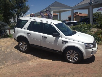 Used jaguar Freelander 2 in Fourways