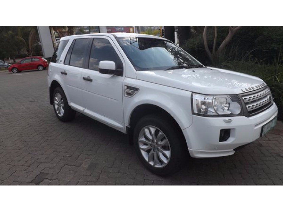 2012 Freelander 2 SD4 190PS SE