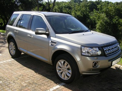 Used jaguar Freelander 2 in Nelspruit