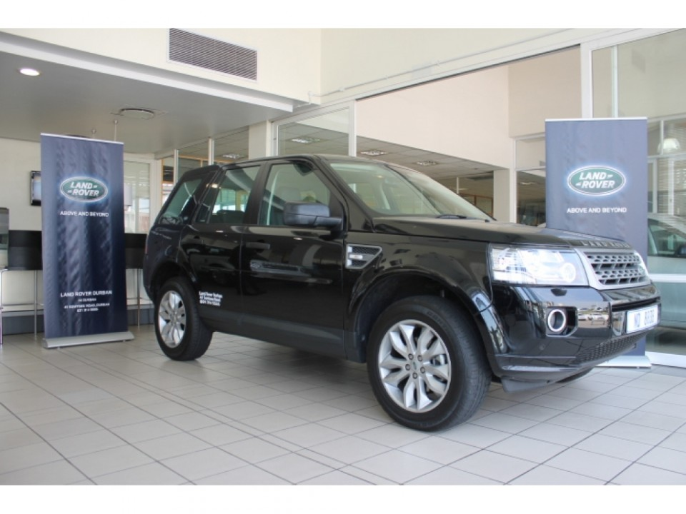 2013 freelander 2 sd4 190ps s