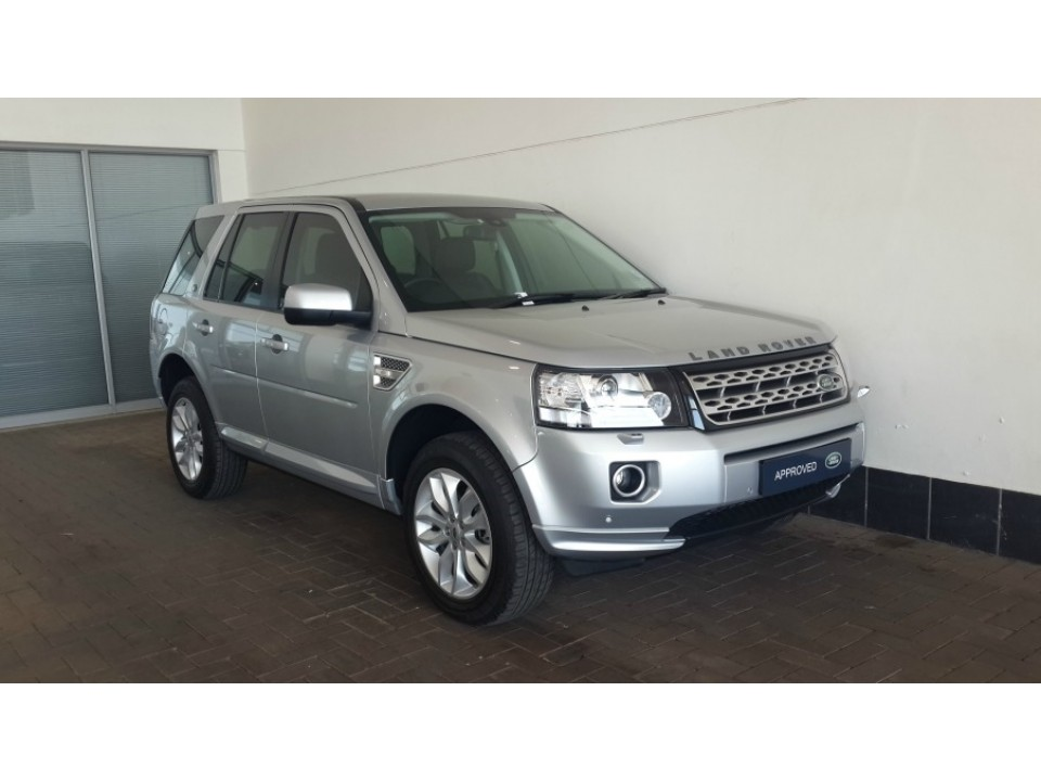 2014 Freelander 2 SD4 190PS 'SE'