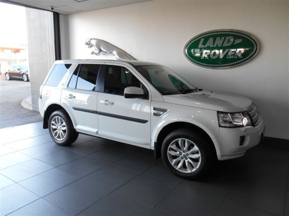 2013 freelander 2 sd4 190ps se