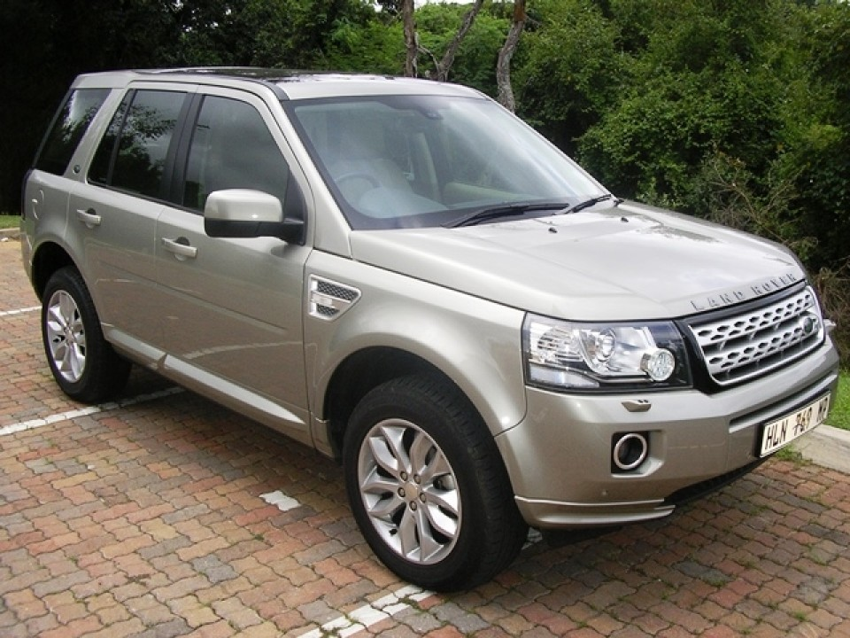 2014 Freelander 2 SD4 190PS SE