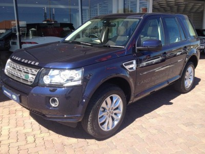 Used jaguar Freelander 2 in Oakdene
