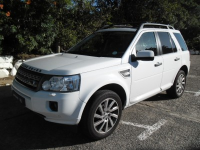Used jaguar Freelander 2 in East London