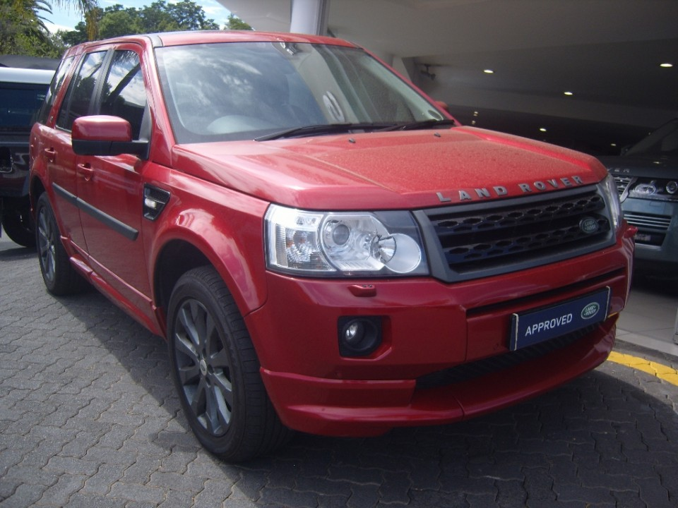 2012 Freelander 2 BSKLE SD4 (TL4)