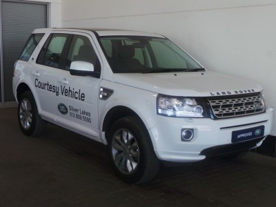 Used jaguar Freelander 2 in Silver Lakes