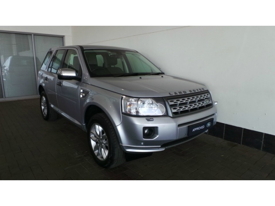 2011 Freelander 2 SD4 190PS 'SE'