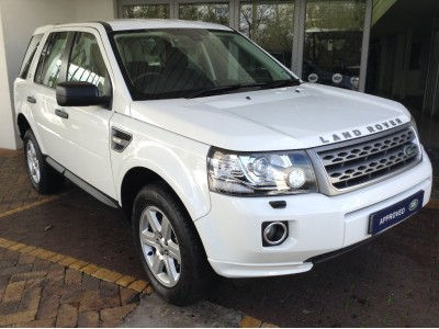 Used jaguar Freelander 2 in Stellenbosch