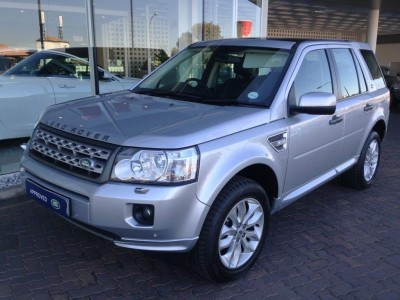 Used landrover Freelander 2 in Oakdene