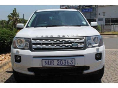 Used landrover Freelander 2 in Umhlanga