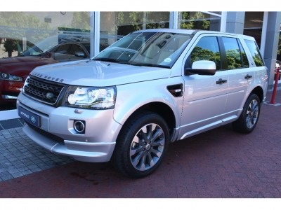 Used jaguar Freelander 2 in Cape Town CBD