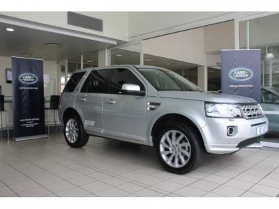 Used jaguar Freelander 2 in Durban