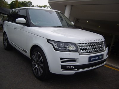 Used jaguar All New Range Rover in Sandton