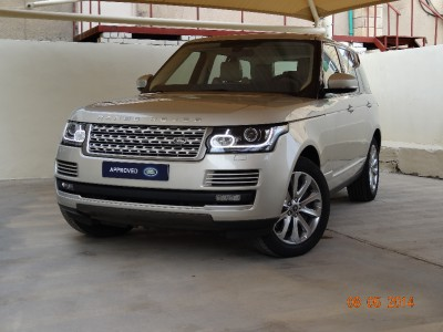 Used jaguar All New Range Rover in Sulaymaniyah