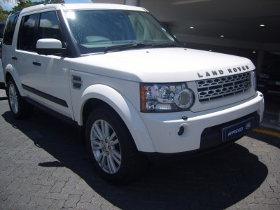 Used jaguar Discovery 4 in Sandton