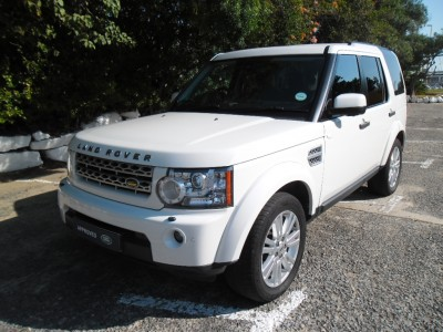 Used jaguar Discovery 4 in East London