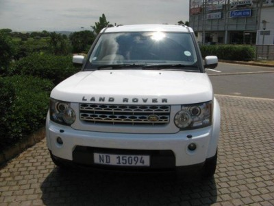 Used jaguar Discovery 4 in Umhlanga