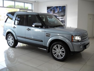 Used jaguar Discovery 4 in Centurion