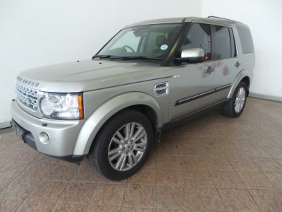 Used jaguar Discovery 4 in Menlyn