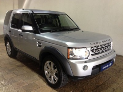 Used landrover Discovery 4 in Goodwood