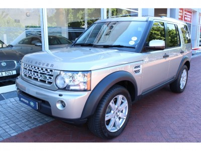 Used jaguar Discovery 3 in Cape Town CBD